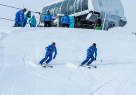 Adult Ski Lessons for All Levels - Morning