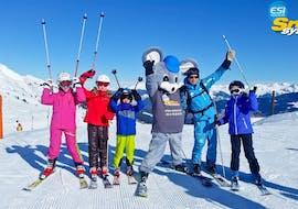 Kids Ski Lessons (4-13 y.) - Low Season
