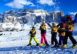 Kids Ski Lessons (4-12 y.) for All Levels - Full Day with Scuola Sci 2000 Selva