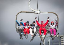 Cours de Ski pour Ados (13-18 ans) - Tous Niveaux