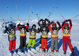 Kids Ski Lessons (4-14 y.) for All Levels