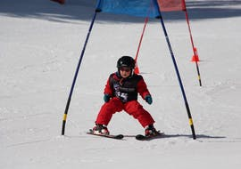 Skilessen voor kinderen vanaf 3 jaar voor alle niveaus met Ski School Top Ski Piculin