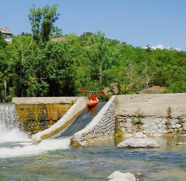 Eenvoudige Kanoën in Vallon-Pont-d'Arc - Gorges de l'Ardèche