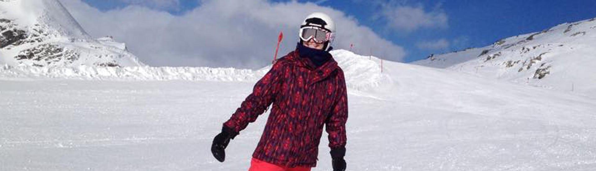 Snowboard Privatlehrer - Fortgeschritten