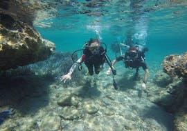 Discover Scuba Duiken in Santa Maria voor beginners met X-ta-sea Divers Paros