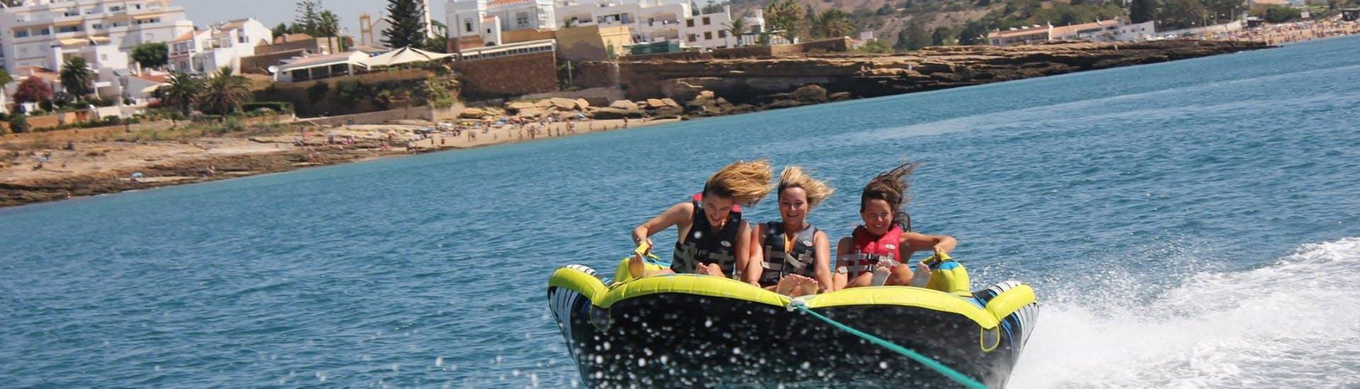 Inflatable Boat Ride - Praia da Luz