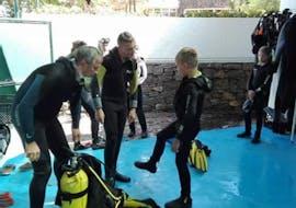 Scuba Diving Course for Children - PADI Bubblemaker