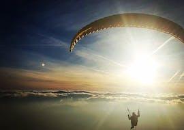 """Tandem Paragliding """"Like an Eagle"""" - Cà del Monte"""