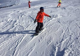 Snowboard Instructor Private for Kids (5-15 years)