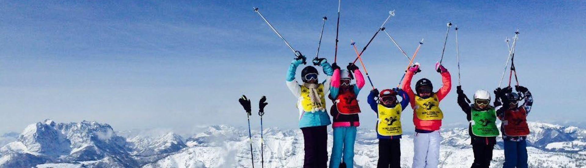 Skikurs für Kinder (5-15 Jahre) - Fortgeschritten