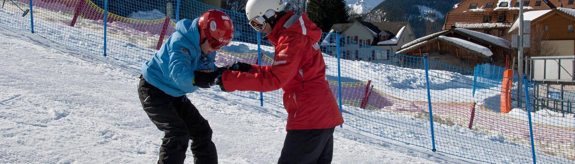 Snowboard Privatlehrer - Alle Levels & Altersgruppen