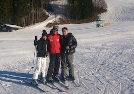 Privélessen skiën voor volwassenen - Gevorderden
