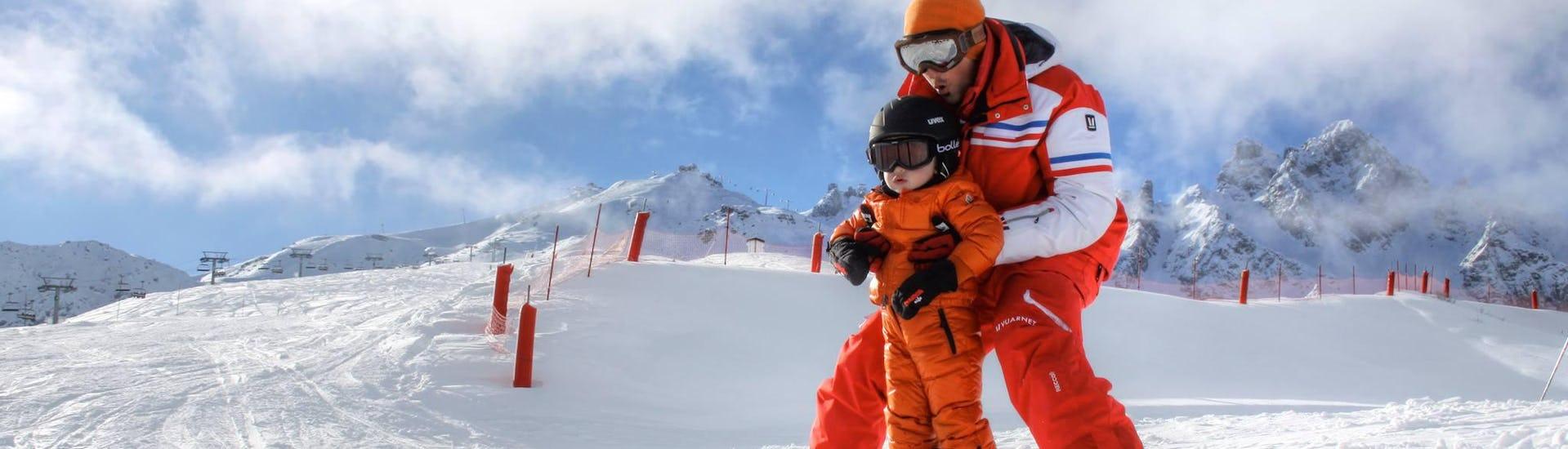 Cours de Ski pour Enfants (6-12 ans)