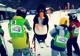 Ski Lessons for Kids (3-12 years) - Beginners
