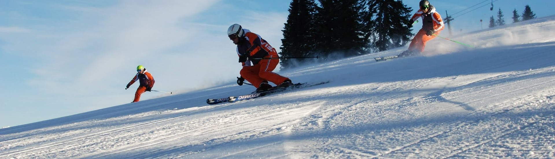 "Ski Lessons ""All-in-One"" for Adults - All Levels"