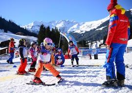 Skilessen voor kinderen vanaf 3 jaar - beginners met skiCHECK Alpbach