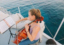"""Sailing Cruise """"Deluxe"""" at Sunset from Rhodes"""