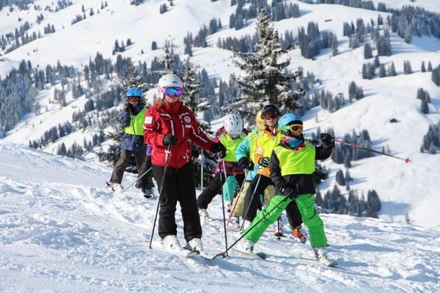 Premier Cours de ski Enfants (3-16 ans) - Noël