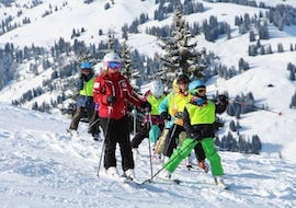 """Ski Lessons """"Christmas & New Year"""" for Kids (3-16 years)"""
