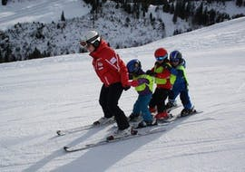 Kids Ski Lessons (3-16 y.) for First Timers - Weekend