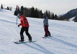 Cours de Snowboard (dès 7 ans) - Vacances