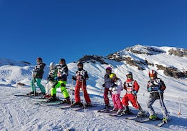 Kids Ski Lessons (7-17 y.) for All Levels