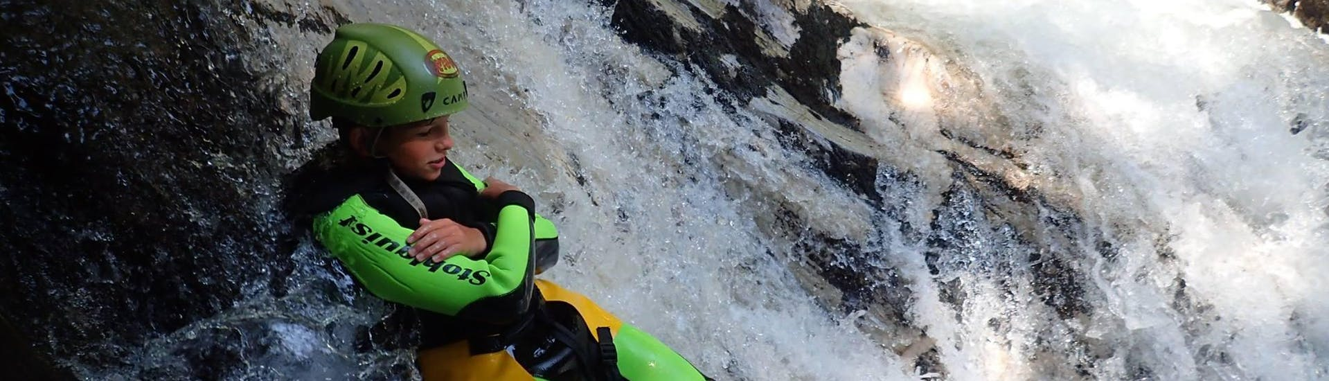 Canyoning for Families - Fragantschlucht