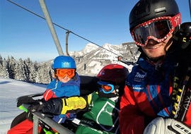 Ski Instructor Private for Kids (7-17 years) - All Levels