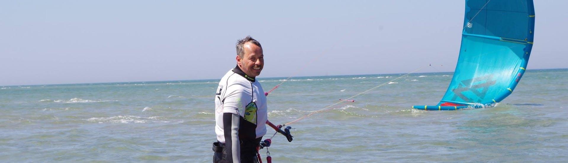 """Kitesurfing Lessons """"Premium"""" for Kids & Adults - Beginner"""