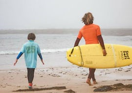 Surfing Lessons for Kids - Beginners