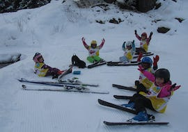 Ski Lessons for Kids (4-12 years) - All Levels - Siviez