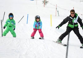 Ski Instructor Private for Kids - First Timer