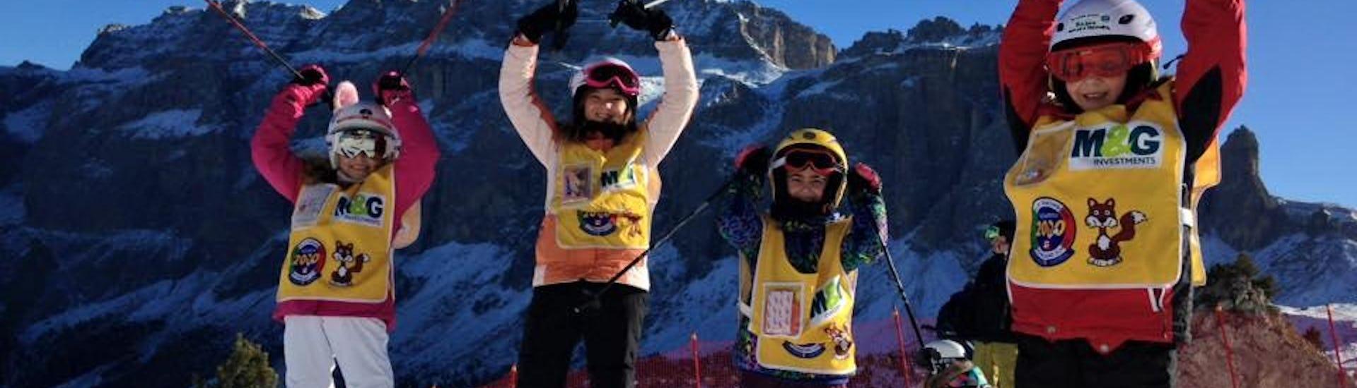 "Ski Lessons ""7 Full days"" Kids (4-12 years) - All Levels"