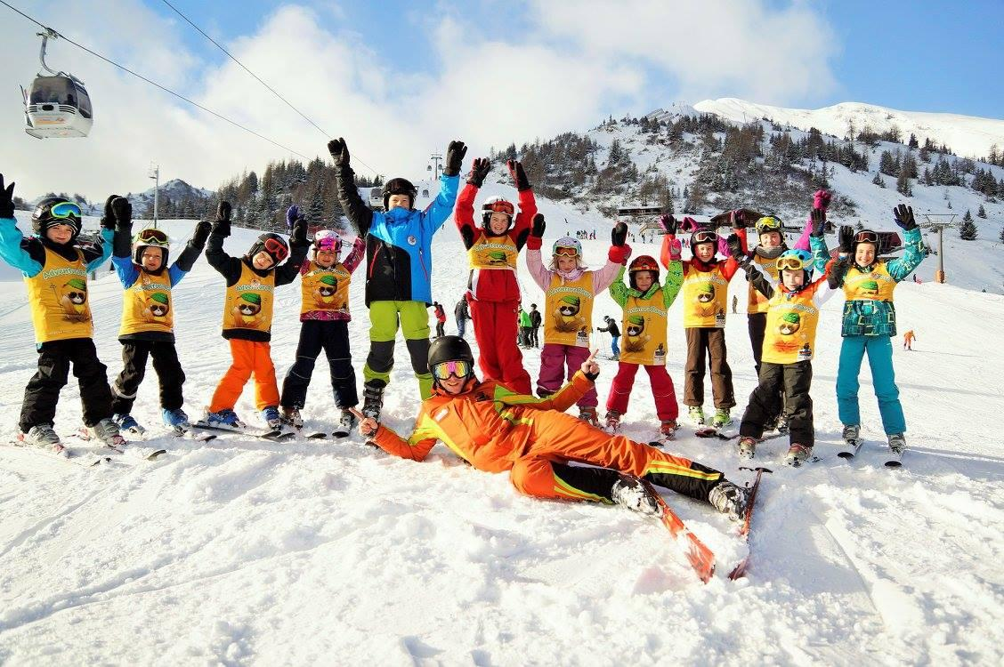 Cours de ski Enfants (4-16 ans) - Demi-lournée