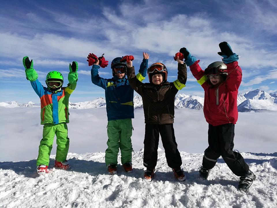 Cours particulier de ski Enfants - Zweisimmen