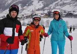 """Ski Lessons for Adults """"Half Day"""" - Advanced"""