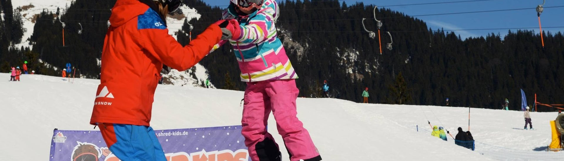 Snowboard Instructor Private for all Ages - All Levels