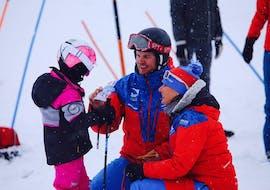 Skilessen voor kinderen voor alle niveaus met TOP ON SNOW Sudelfeld
