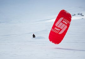 Snowkite lessons for Beginners