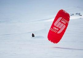 Snowkite lessons for Beginners