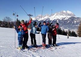 Cours particulier de ski pour Enfants - Avancé