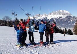 Privélessen skiën voor kinderen - Gevorderden