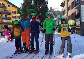 Kids Ski Lessons - February - Experienced - Arc 1800