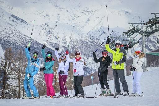 Cours de ski Adultes pour Expérimentés