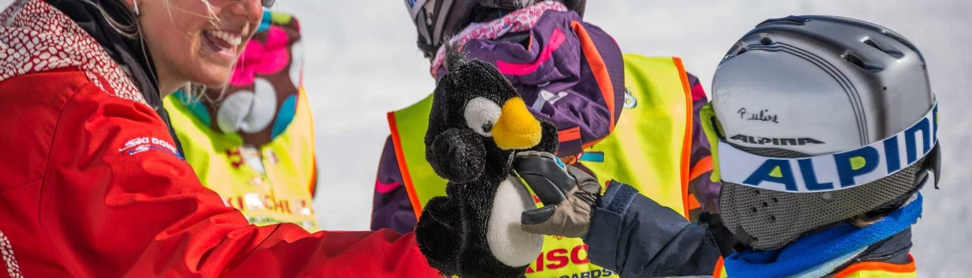 "Ski Lessons ""BOBOs Bambini-Club"" (2-3 years) - Beginner"