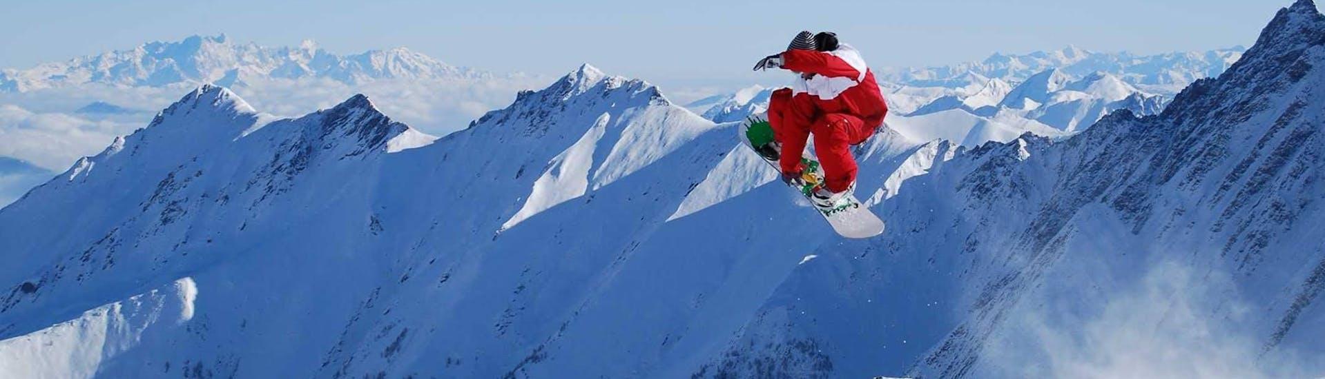 Curso de snowboard para avanzados