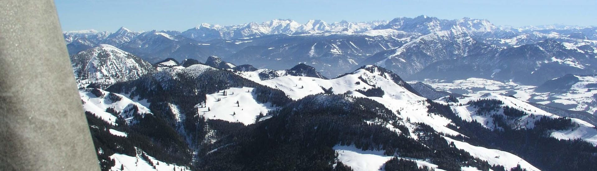 Alpine Balloon Ride in the Chiemgauer & Tyrolean Alps