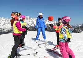 """Ski Lessons """"Max 6"""" for Kids (4-14 years) - Half Day"""