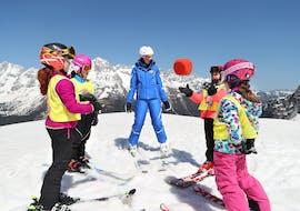 """Skikurs """"Max 6"""" für Kinder (4-14 Jahre) - Halbtags"""