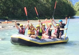 """Rafting on the Loisach - """"Classic"""""""